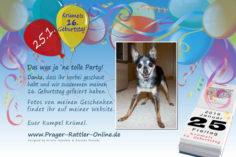 An den Beitrag angehängtes Bild: http://daten.prager-rattler-online.de/danke2019/800px-mehrereBesucher-Geburtstag-Kruemel_danke.jpg